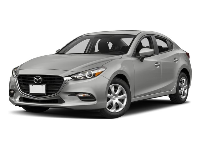 Pre-Owned 2017 Mazda3 4-Door Sport Plus