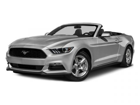 Pre-Owned 2015 Ford Mustang Convertible