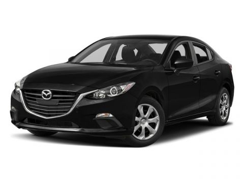 Pre-Owned 2016 Mazda3 SPORT PLUS