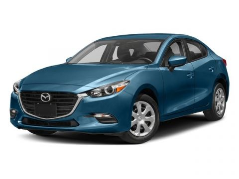 Pre-Owned 2018 Mazda3 4-Door SPORT PLUS