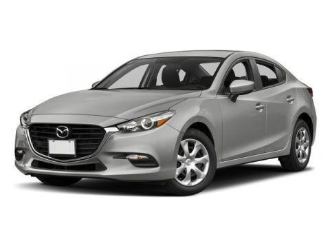 Pre-Owned 2017 Mazda3 4-Door SPORT
